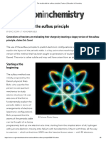 The Trouble With the Aufbau Principle _ Feature _ Education in Chemistry