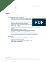 Bibliografía MOOC Cloud Computing - Actívate. Módulo 2