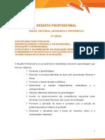 Desafio profissional 6° período
