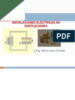 SEMANA 2 Partes Componentes de Una Instalación Eléctrica Interior