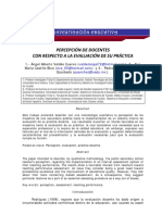 Dialnet-PercepcionDeDocentesConRespectoALaEvaluacionDeSuPr-2941615