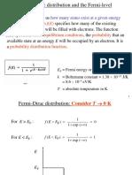 6. Fermi-Dirac Statistics 1