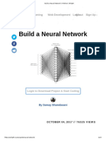Build a Neural Network in Python _ Enlight