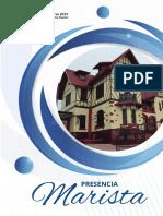Presencia Marista - Año I - N° 1 - Marzo 2019