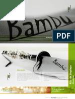 Catalogo Bambu 2016
