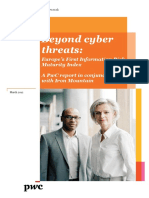 Beyond Cyber Threats
