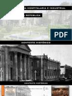 Arquitectura Hospital e Industrias en La Republica
