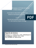 Fausto Reporte de Lectura Rodríguez y Valldeoriola