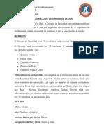 EL CONSEJO DE SEGURIDAD DE LA ONU.docx