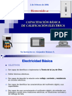 Electricidad Funcional Final