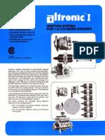 Al Tronic 1 Brochure