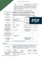 Sistema de Seguimiento de Inversiones (SSI)