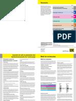 Sommaire. LuK AS France. Conseils de LuK en prévention des dysfonctionnements de l embrayage 4-5. L embrayage ne débraye pas 6-14.pdf