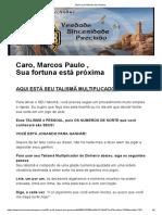 BL01 Pro2 Método Dos Ganhos