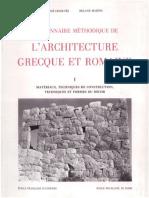 Dictionnaire methodique de l'architecture grecque et romaine Volume 1.pdf