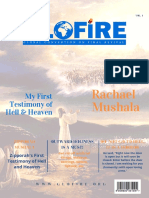 GLOFIRE Magazine, Vol. 001,  Issue No. 1, April 2019