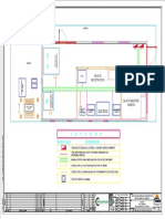 07-Plano General de Distribucion de Equipos y Bandeja Porta Cable