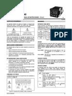 Manual Controlador n1040