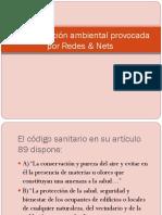 Contaminación ambiental provocada por Redes & Nets.ppt