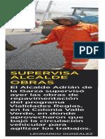20-04-19 Supervisa Alcalde Obras