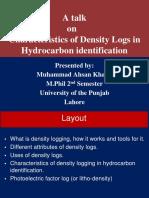 Density Logssss
