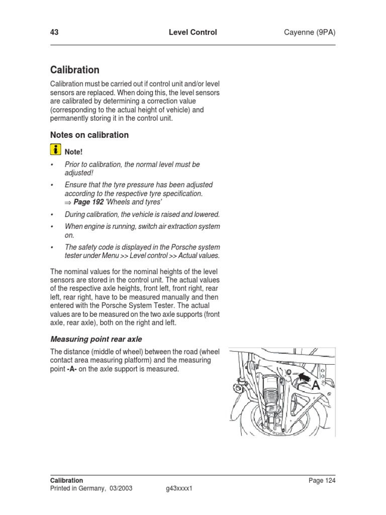 Pressure accumulator charging cayenne