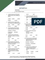 Practica de Clase Numeracion III