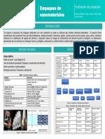 Poster - Evaluación de proyectos en ingeniería