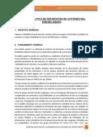 Informe 4 Marcha Analitica de Separacion de Cationes Del Tercer Grupo