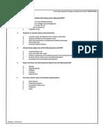 002 Pathology MCQ ACEM Primary Cardiovascular