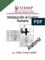 Modulo Introducción a Cuerpo Humano - Usm