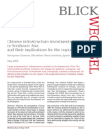Blickwechsel Chinese Infrastructure Investments Ganesan Mai2018 01