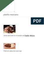 Mole - Wikipedia, La Enciclopedia Libre