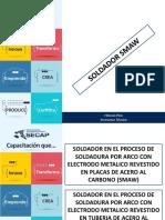 Soldadura Smaw en Placas de Acero Al Carbono Abril 2019