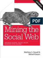 Matthew A. Russell, Mikhail Klassen - Mining the Social Web Data Mining Facebook Twitter LinkedIn Instagram (2019, O'Reilly Media).pdf