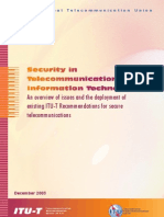 Security in Telecommunications