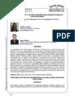 ActitudEmocionalYCulturaOrganizacional