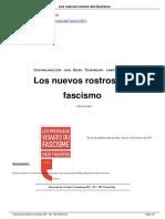 Los Nuevos Rostros Del Fascismo a12610