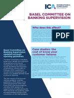 Icam162 Basel Committee
