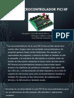 Serie Microcontrolador Pic18f