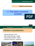 Power Point Economics Unit 1