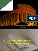 Los Principios Generales y El Hecho Punible