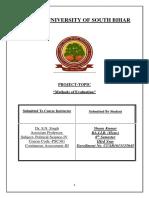 Shaan Kumar Public Policy