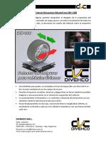 Enviando DIVEHCO - DH-100 - Detector de Holguras