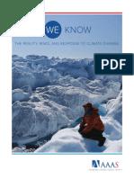 Mudanças climáticas globais- Molina et al sem data - What we know - the reality, risks and response to climate change.pdf