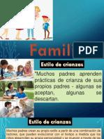 Familia Estilo de Crianza