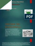 Actividades Artísticas y Deportivas