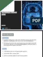 UK Cyber Survey - Analysis