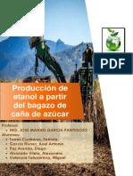 2018 - Bioetanol de Caña de Azucar