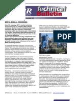 MPR Technical Bulletin - Mobile Processes